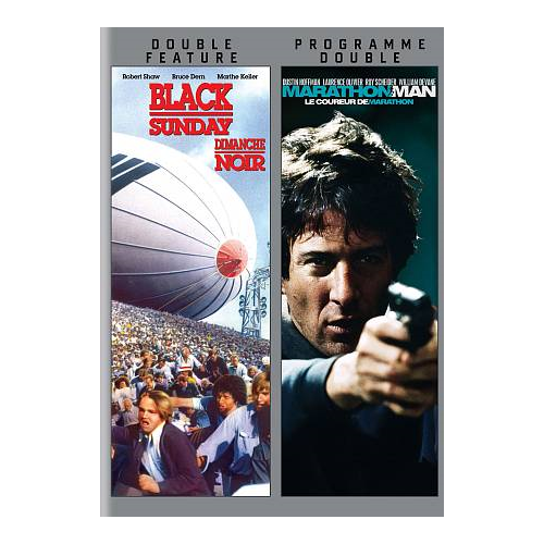 Black Sunday/ Marathon Man (Bilingue)