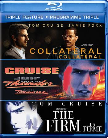 Cruise: Collateral/ Firm/ Thunder (Bilingual) (Blu-ray)
