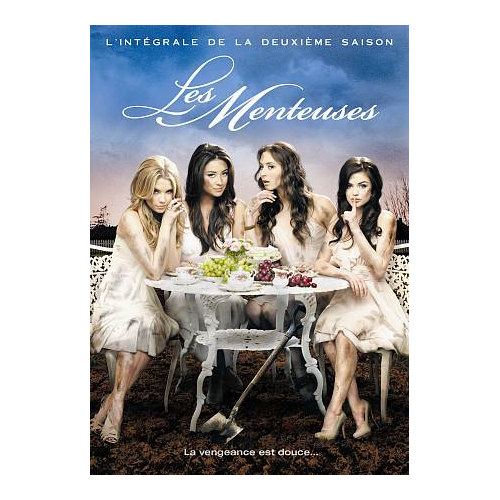 Pretty Little Liars: The Complete Second Season (French)