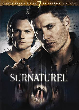 Supernatural: The Complete Seventh Season (French)