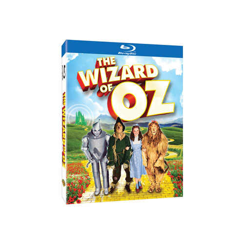 Wizard Of Oz (bilingue) (édition 75e anniversaire) (Blu-ray)