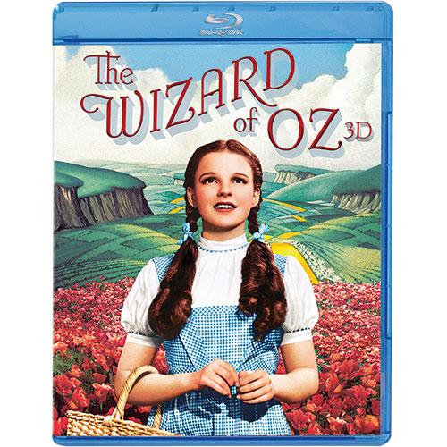 Wizard Of Oz (Bilingual) (75th Anniversary Edition) (3D Blu-ray)