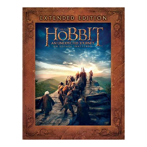 The Hobbit: Unexpected Journey (Bilingual) (Extended Edition)