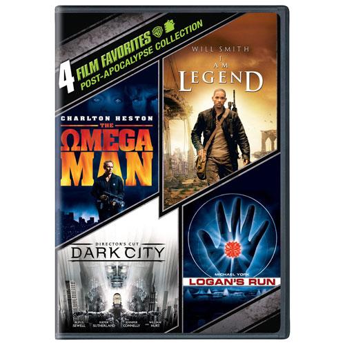 4 FF: I Am Legend- Logans- Dark City- Omega