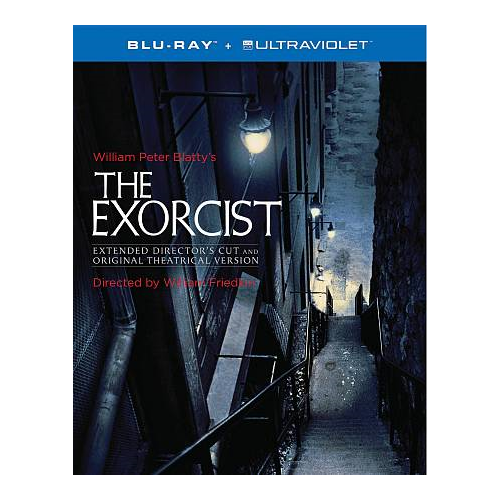 The Exorcist (Bilingual) (40th Anniversary Edition) (Blu-ray)