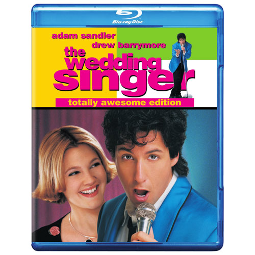 Wedding Singer (Totally Awesome Edition) (Blu-ray)