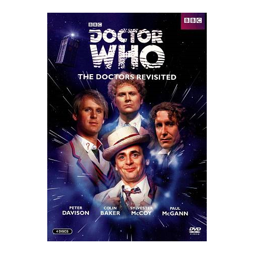 Doctor Who: The Doctors Revisited: 5 - 8