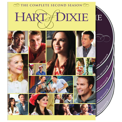 Hart Of Dixie: Complete Second Season