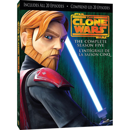 Star Wars: The Clone Wars: saison 5