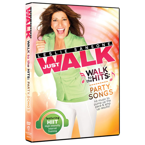Leslie Sansone : Just Walk - Walk to the Hits Party Songs