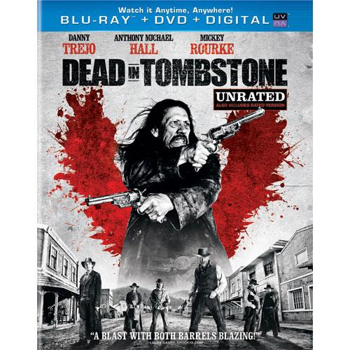 Dead In Tombstone (Blu-ray Combo)