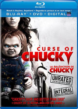 Curse Of Chucky (Combo de Blu-ray)