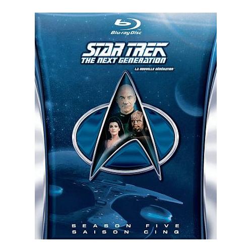 Star Trek The Next Generation: Season 5 (Blu-ray) (1991)