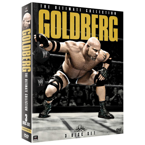 WWE 2013: Goldberg: Ultimate Collection