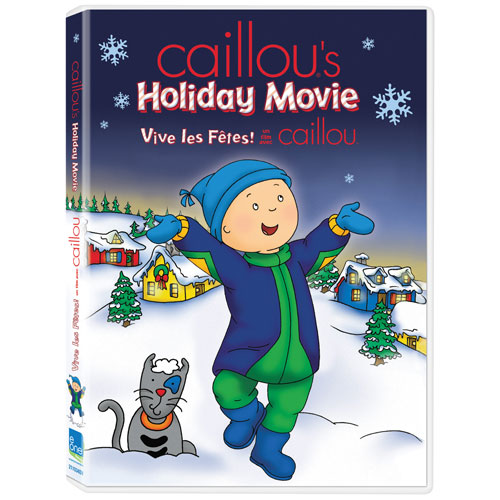 Caillou: Holiday Movie