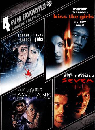 4 Film Favorites : Morgan Freeman