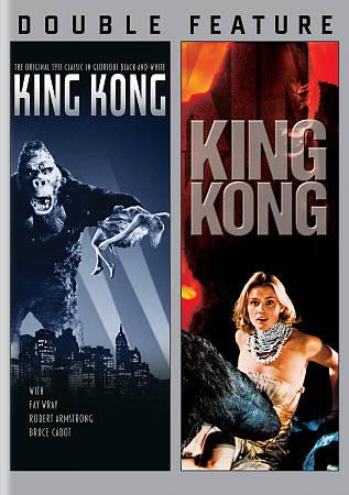 King Kong '33- King Kong '76