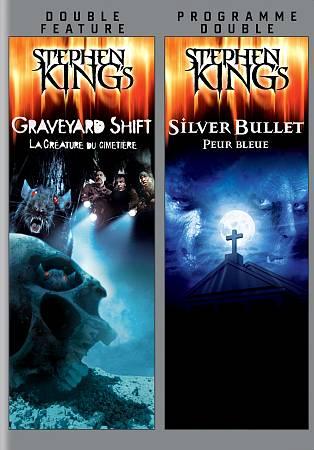 Graveyard Shift/ Silver Bullet (Bilingual)
