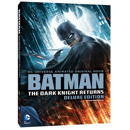 DC Universe: Batman: The Dark Knight Returns (Deluxe Edition)