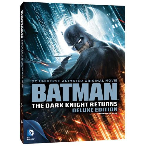 DC Universe: Batman: The Dark Knight Returns (édition de luxe)