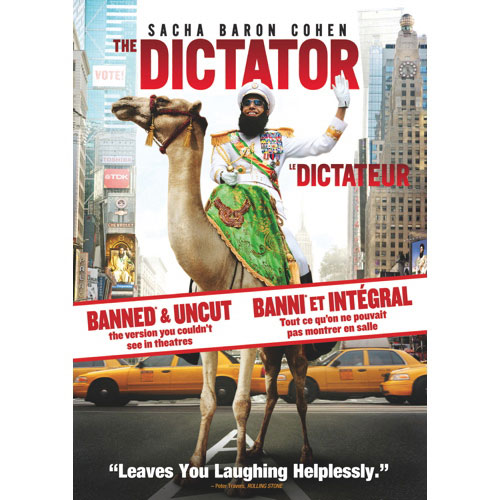 Dictator The (Bilingual) (Unrated)