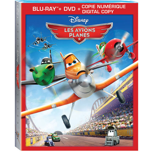 Planes (Bilingue) (combo Blu-ray) (2013)
