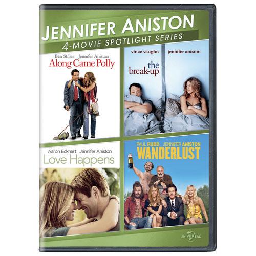 Jennifer Aniston: 4 Movie Spotlight