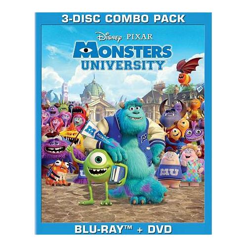 Monsters University (combo Blu-ray) (2013)