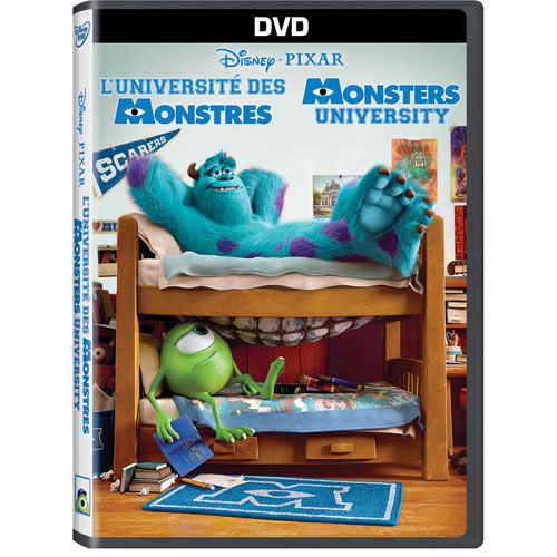 Monsters University (Bilingue) (2013)