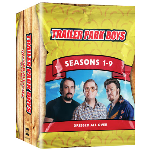 Trailer Park Boys: Dressed All Over Collection