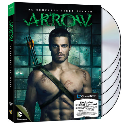 Arrow: Complete First Season (Bonus Content) (Only at Best Buy) (2013)