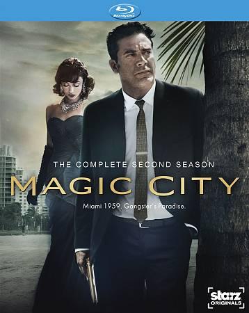 Magic City: Saison 2 (Blu-ray) (2013)