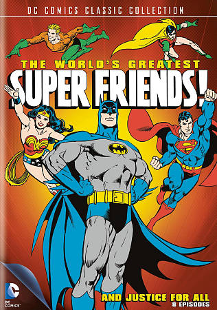 The World's Greatest Super Friends Saison 4