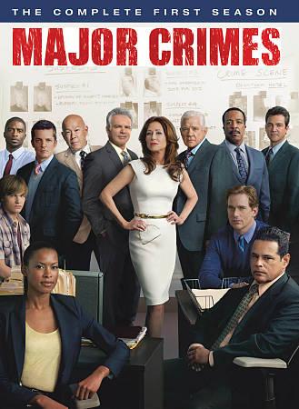 Major Crimes: L'intégrale de la première saison