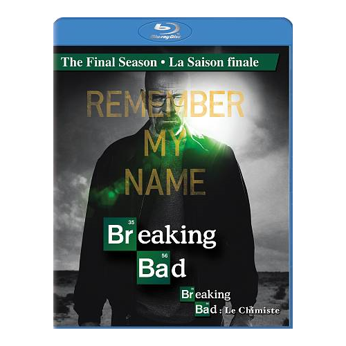 Breaking Bad: Final Season (Blu-ray) (2013)