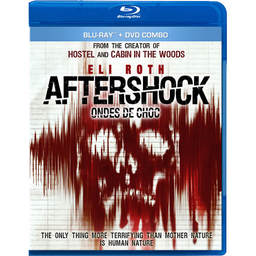 Aftershock (Blu-ray Combo)