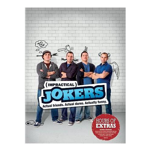 Impractical Jokers: L'intégrale de la quatrième saison