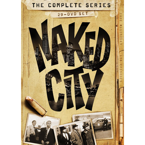 Naked City: L'intégrale de la série