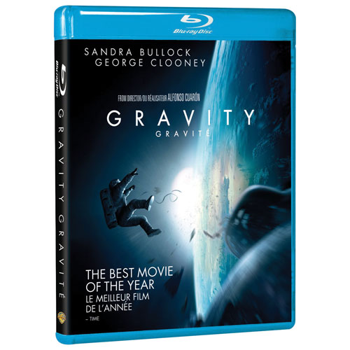 Gravity (Bilingual) (Blu-ray) (2013)