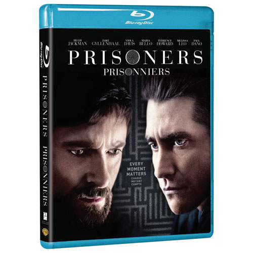 The Prisoners (Bilingual) (Blu-ray) (2013)