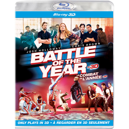 Battle Of The Year (Bilingual) (Blu-ray With UltraViolet) (Blu-ray)