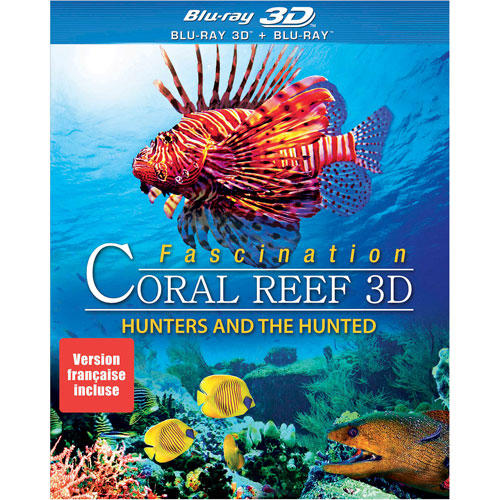 Coral Reef: Hunters & Hunted (Blu-ray)