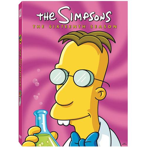 The Simpsons : Saison 16