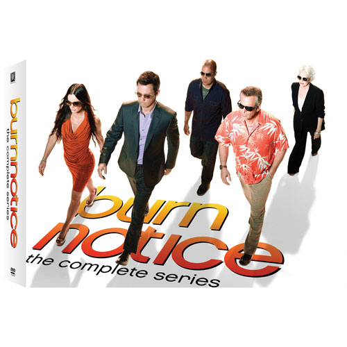 Burn Notice: Complete Collection