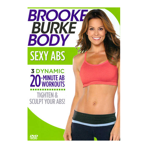 Brooke Burke Sexy Abs