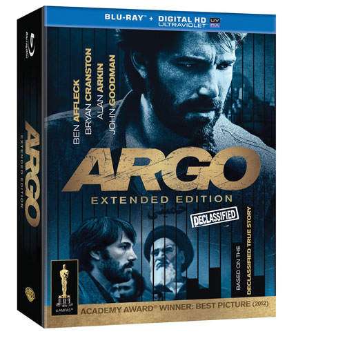 Argo (Extended Edition) (Blu-ray)