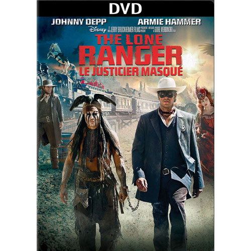 The Lone Ranger (Bilingual) (2013)