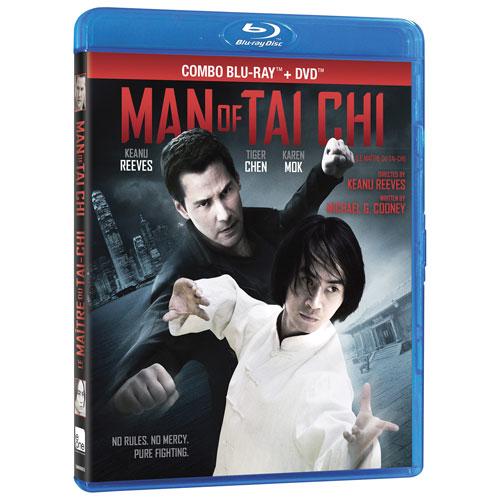 Man Of Tai Chi (Blu-ray Combo)