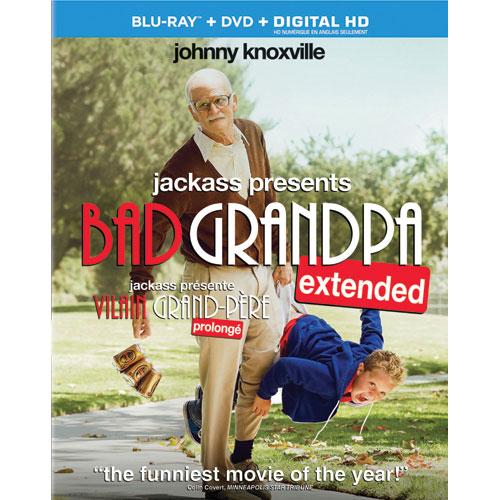 Jackass Presents: Bad Grandpa (Blu-ray Combo) (2013)