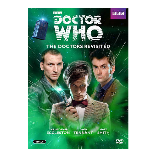 Doctor Who: Doctors Revisited 9th-11th